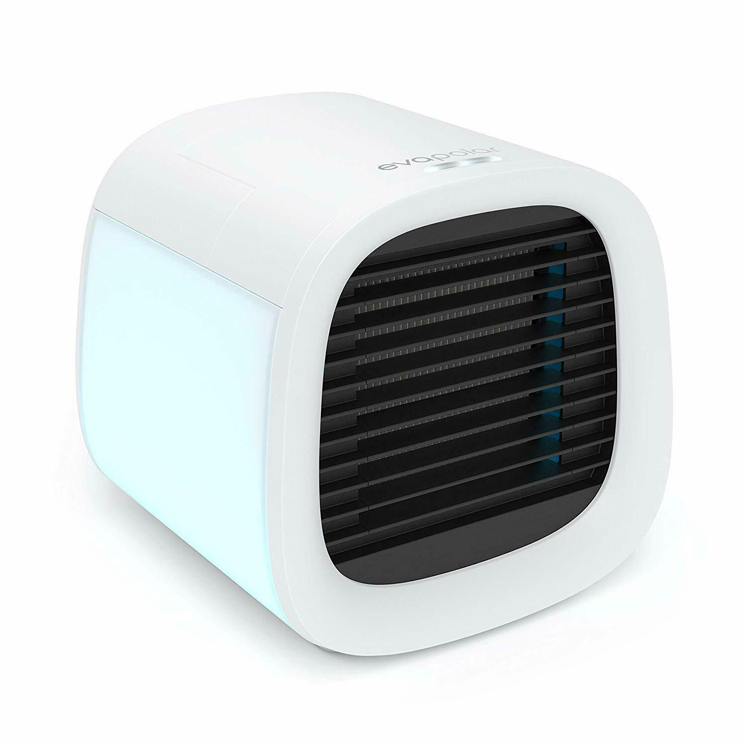 evachill nano portable personal air cooler humidifier
