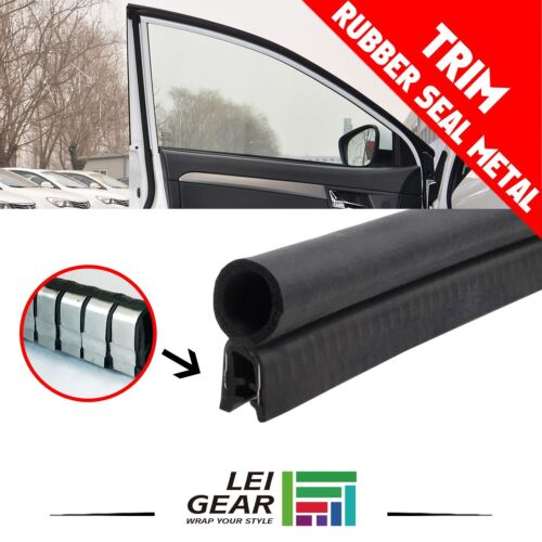 Car Parts - 5ft Automotive Cars RV Parts Lock Weather Stripping Guard Rubber Seal Strip Trim