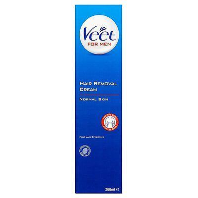Veet for Men Hair Removal Gel Cream 200ml
