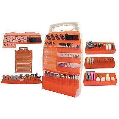 RHYAS & Dremel Compatible 150PC Rotary Multi Tools Accessory Kit Electronics