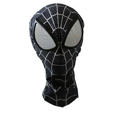 Man Spider-man Venom Mask with Lenses Adult Halloween Party - Halloween Spider Mask