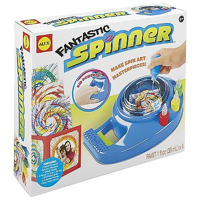 ALEX Toys 161W Artist Studio Fantastic Spinner Arts & Crafts, Machines For Kids