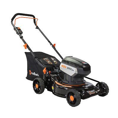 40 Volt Cordless Lithium-ion 18 Inch Lawn Mower - Redback