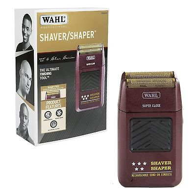 Wahl 8061 String/Cordless Rechargeable Men's Electric Shaver- NEW- FAST SHIP