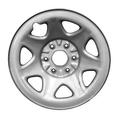 """GMC Sierra 1500 2018 17"""" OEM Factory Wheel Rim STL05659U20"""