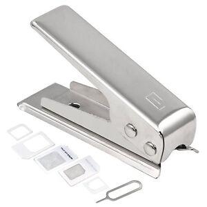 Come tagliare la scheda sim per iphone 5