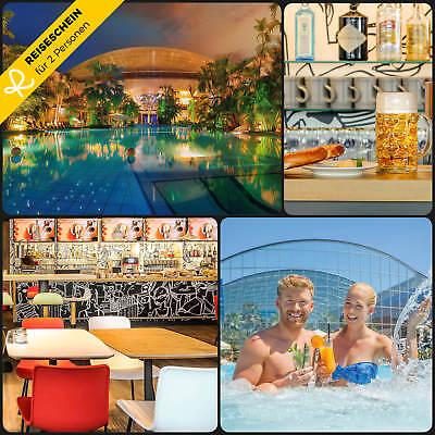 4 Tage 2P 3* Hotel ibis München Messe mit Frühstück  2 Tageskarten Therme Erding gebraucht kaufen  Schörghof