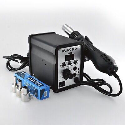 Estacion de soldadura Aire Caliente MLINK H1+ control digital y memorias