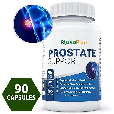 Saw Palmetto Prostate Supplement for Prostate Health for Men: The Best (Best Saw Palmetto For Prostate)