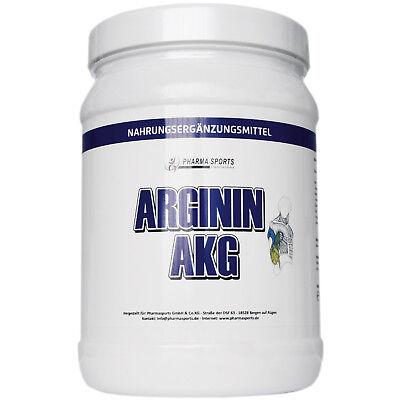 Alpha-ketoglutarat Pulver (Arginin AKG 500g reines AAKG 100% Arginin Alpha Ketoglutarat Pulver)