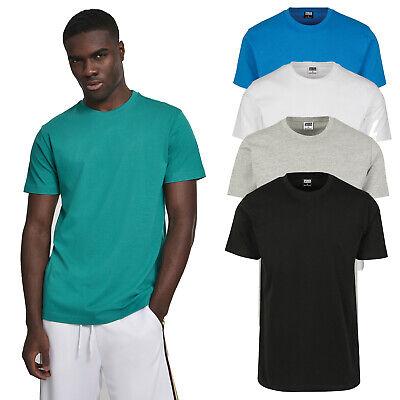 Basic Tee (Urban Classics Basic Tee T-Shirt 200g Super Qualität gerade Linie Baumwolle)