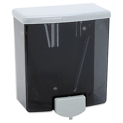 Bobrick Classicseries Surface-mounted Soap Dispenser 40oz Blackgray