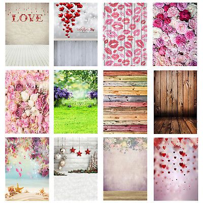 Photography Background Fabric Valentine's Day Photo Studio Props Backdrop Decor
