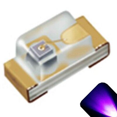 5 X Led 0603 Uv Purple Smd Leds Smt Lights Super Ultra Bright Xbox Car Models R