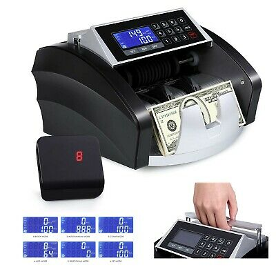 Money Counter Wuvmgirddmt Multi Counterfeit Detection Bill Counting Machine