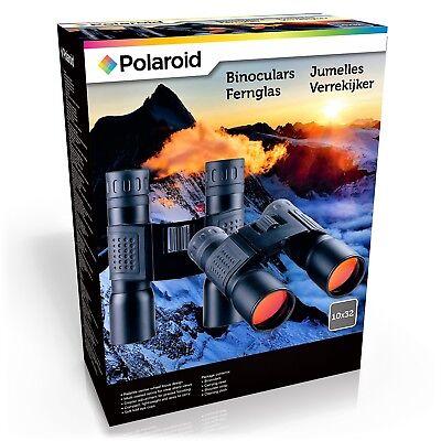Polaroid Fernglas 10 x 32 Feldstecher Konzerte Veranstaltungen Outdoor