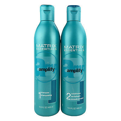 Amplify Shampoo and Conditioner 13.5 fl oz (Duo Pack)