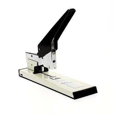 Fasmov Heavy Duty Stapler 240 Sheets High Capacity Easy To Use Durable New