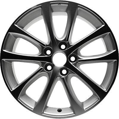 69624 OEM Reconditioned Aluminum Wheel 18x7.5 Fits 2013-2016 Toyota Avalon Oem Aluminum Wheel
