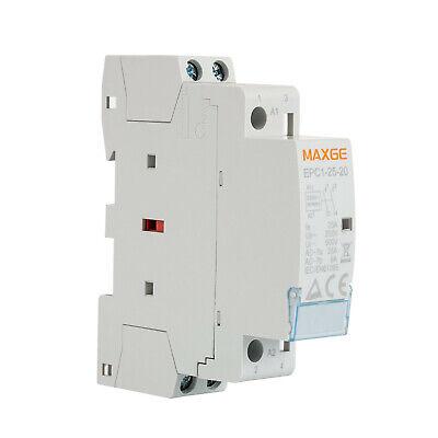 Contactor MAXGE 2P-25A-230V AC-2NO