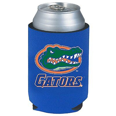 Florida Gators Beer Soda Water Can Bottle Koozie Kaddy Holder Ncaa
