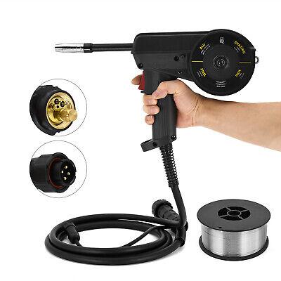 10ft Aluminum Spool Gun Fit For Miller 210 907046 Spoolmate 3035 Hbm2280 Welder