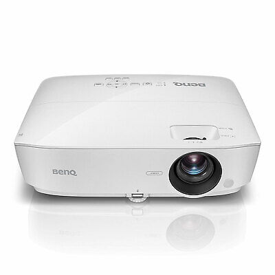 BenQ MH535A 1080p 3600 Lumens HDMI DLP Color Projector for Home, Office