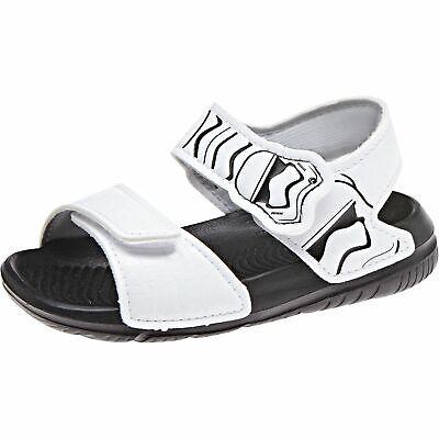 adidas Kinder STAR WARS STORMTROOPER AltaSwim Wassersandale Wasserschuhe - Star Wars Schuhe