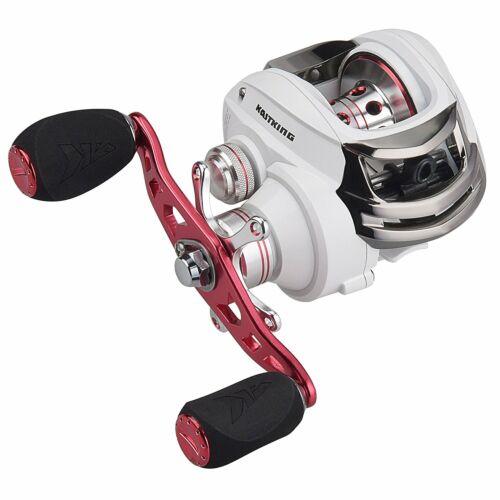 KastKing Whitemax 12BBs Freshwater Baitcaster Fishing Reel B