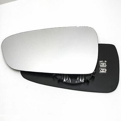 Tesla Model S X 2012-2020 heated Left passenger side wing mirror glass