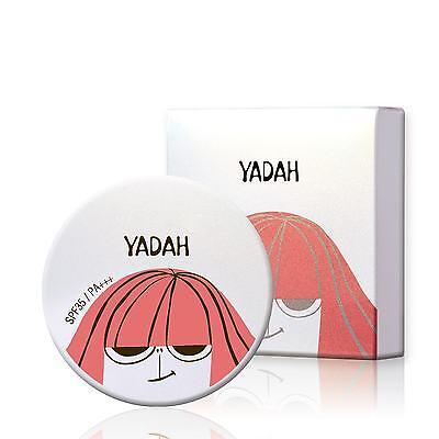 Yadah Air Powder Pact   21 Natural Beige 9G Spf35 Pa     Usa Seller