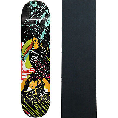 Almost Skateboard Deck Max For the Birds Impact Light 8.0