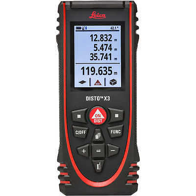 Leica Disto X3 Distance Measurer