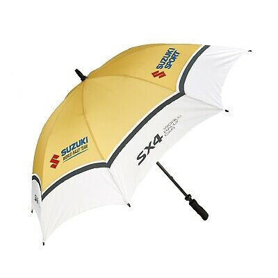 UMBRELLA Large Golf WRC Suzuki World Rally Car Team SX4 NEW Full Size Rallye