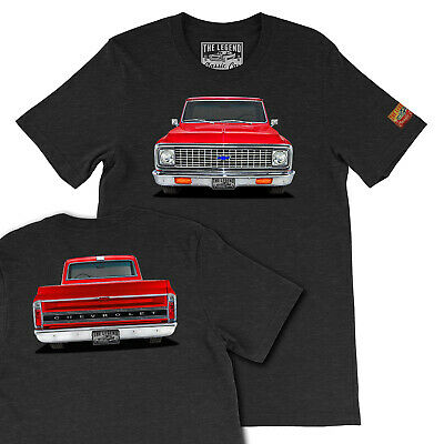 1972 C10 Pickup Truck Custom Tshirts, Men's Gift T-shirts , Make Your Own Shirts](Making Your Own T-shirts)