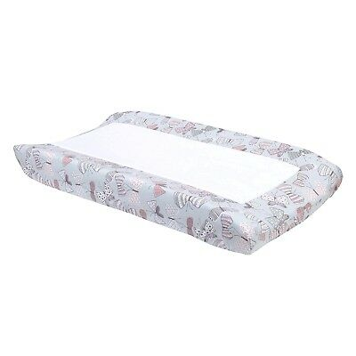 - Dwell Studio Arden Butterfly Print Baby Changing Pad Table Cover Dwellstudio