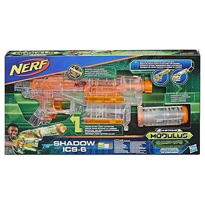 Hasbro Nerf E2655EU4 N-Strike Modulus Ghost Ops Shadow, Spielzeugblaster