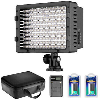 Neewer CN-160 LED Dimmable Ultra High Power Panel Video