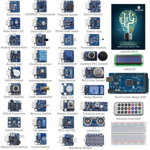 new mega 2560 ultimate sensor kit v2