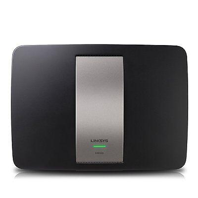 Linksys EA6300 AC1200 Smart Wi-Fi Cable Fibra Multimedia Router Gigabit USB Dnla