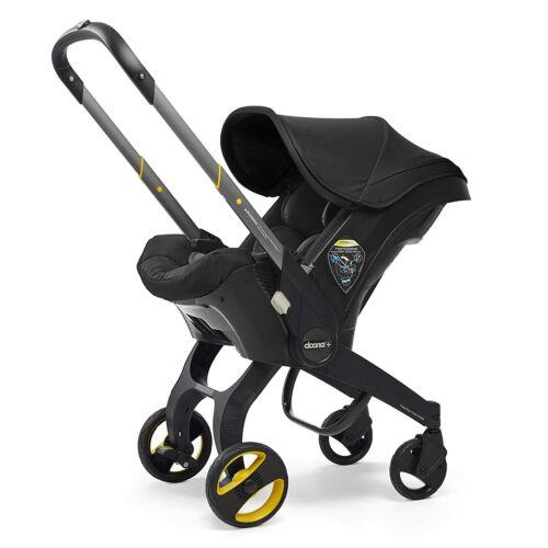 Doona Infant Car Seat & Latch Base - Car Seat to Stroller - Nitro Black (US)