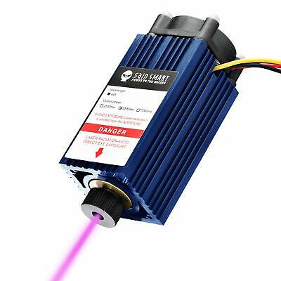 Sainsmart 445nm5.5w Blue Laser Module Kit For Genmitsu Cnc Machine 3018-mx3