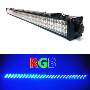 genssi rgb 216 led dmx wall washer lighting bar led stage. Black Bedroom Furniture Sets. Home Design Ideas