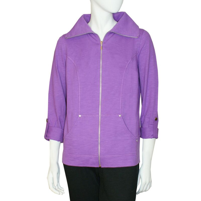 Lizwear Active Jacket NWT LARGE   FREE SHIPPING