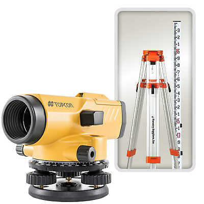 Topcon At-b3aps Automatic Level Kit