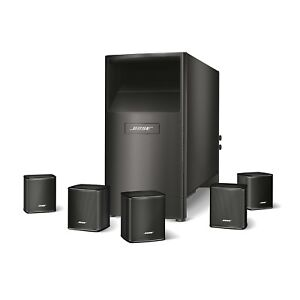 BOSE ACOUSTIMASS 6 series V home theatre