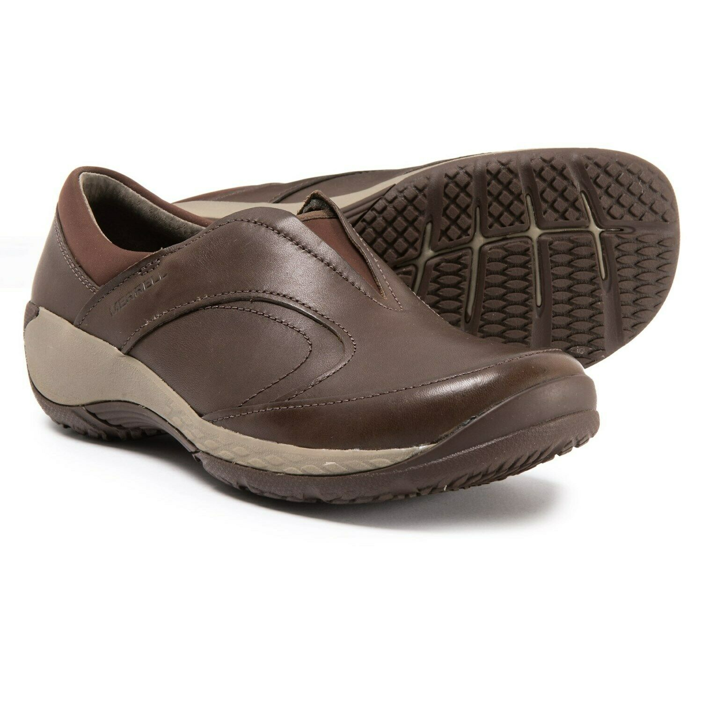 New Women`s Merrell Encore Q2 Moc LTR Shoes J45796 J45794