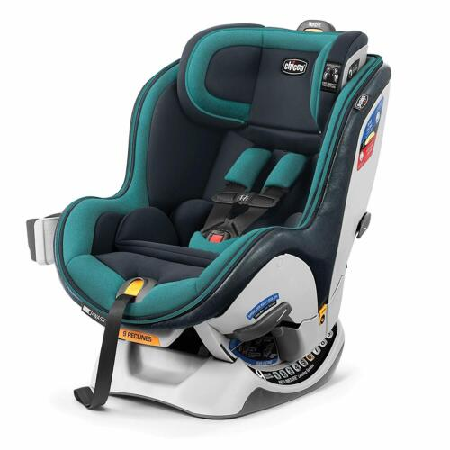 New Chicco NextFit Zip Convertible Car Seat in Juniper Free Shipping!