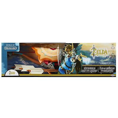 Link Breath of The Wild Bow and Arrow Zelda Legend of Nintendo OFFICIAL Toy GIFT