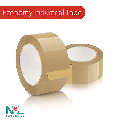 1-36 X Rolls 55 Yards Classic - Packaging Tape 2.0 Mil X Browntan Color